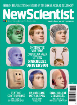New Scientist Cadeau